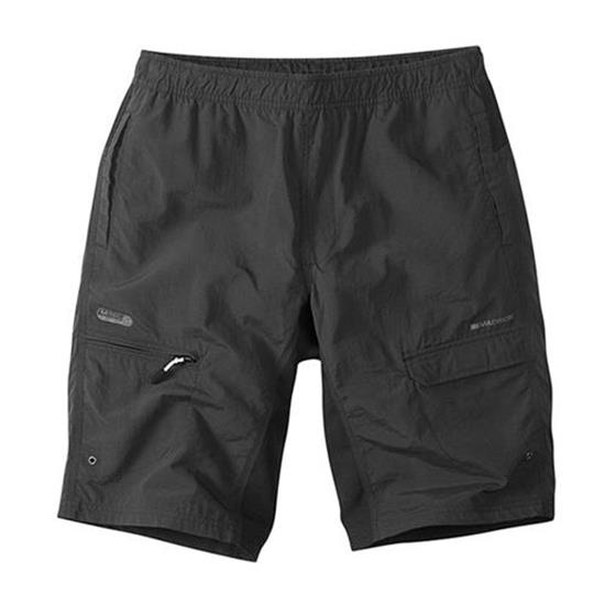 Madison Freewheel Mens Shorts (Black)