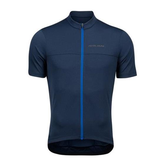 Pearl Izumi Quest Short Sleeve Mens Cycling Jersey (Navy-Lapis)