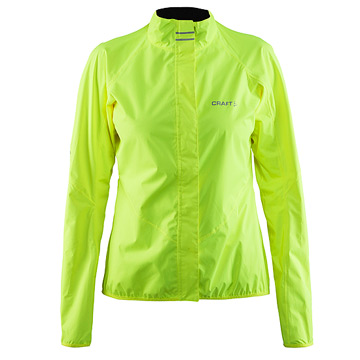 Craft Velo Womens Rain Jacket (Flumino)