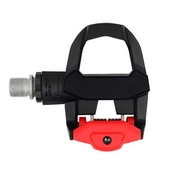 Look Keo Classic 3 Pedals With Keo Grip Cleat (Black-Red)