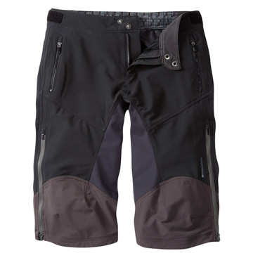 Madison Zenith 4 Seasons DWR Mens Short (Black)