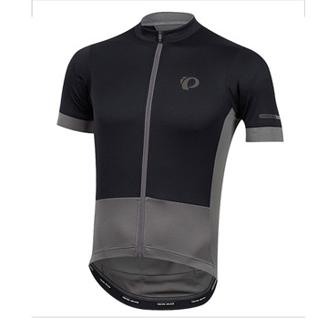 Pearl Izumi Elite Escape Mens Cycling Jersey (Black-Smoked Pearl)