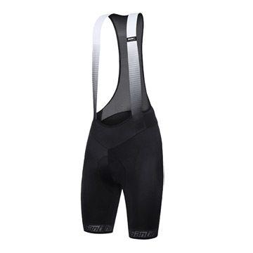 Santini Fase Mens Bib Shorts (Black)
